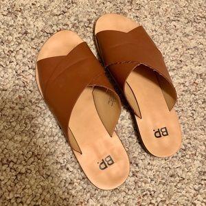 BP Criss Cross Sandals